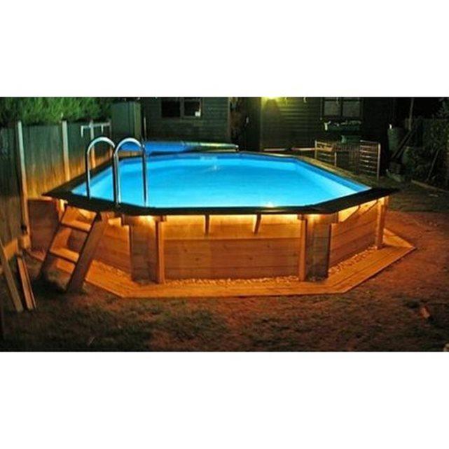 prix piscine hors sol Le Tholonet (Bouches-du-Rhône)